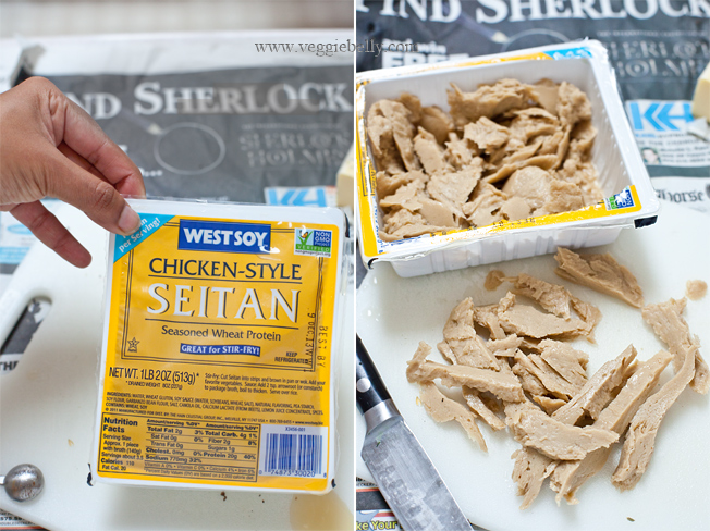 recipe: seitan strips recipe [26]