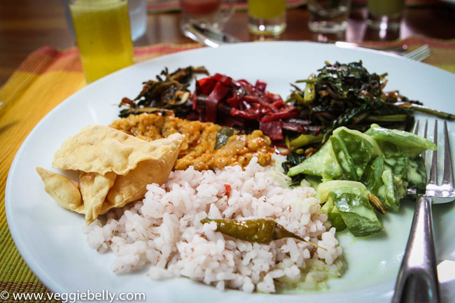 Vegetarian sri lanka photos and recipes from the spice island vegetarian lunch forumfinder Choice Image