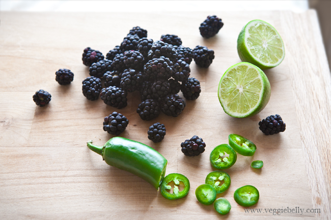blackberry jalapeno chutney
