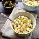 hatch chile macaroni and cheese