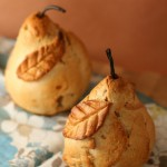 baked pear