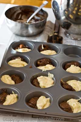 spoon-into-muffin-tin