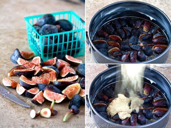 arrange-figs-in-cake-pan-then-pour-batter