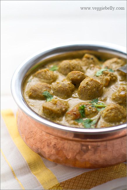 Chettinad meal maker curry recipe veggie belly vegetarian recipe this chettinad meal maker curry recipe forumfinder Choice Image