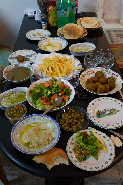 Cooking with a palestinian grandmother and christmas in for Ancient israelite cuisine